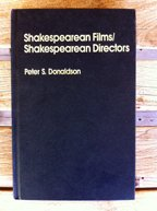9780044452317: Shakespearian Films, Shakespearian Directors (Media & Popular Culture)