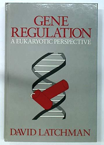9780044452423: Gene Regulation : A Eukaryotic Perspective