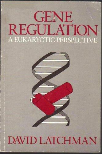9780044452430: Gene Regulation : A Eukaryotic Perspective