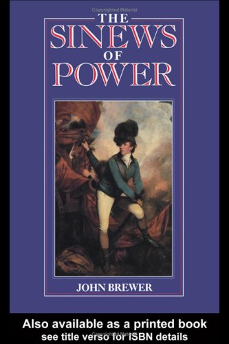 9780044452942: The Sinews of Power: War, Money and the English State, 1688-1783