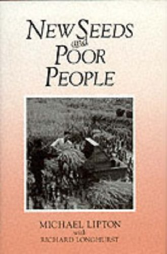 9780044453260: New Seeds & Poor People