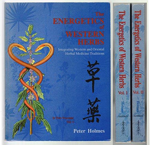 9780044453321: The Energetics of Western Herbs