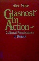 9780044453406: Glasnost in Action: Cultural Renaissance in Russia