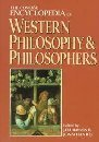 9780044453420: THE CONCISE ENCYCLOPAEDIA OF WESTERN PHILOSOPHY AND PHILOSOPHERS
