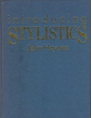 9780044453635: Introducing Stylistics