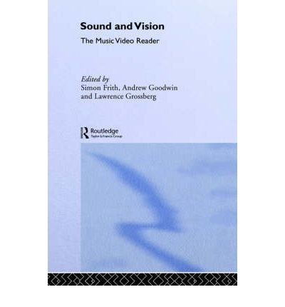 9780044456056: Frith/Goodwin/Roddberg Sound & Vision:Music Video HB