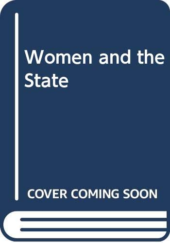 9780044456728: Women and the State