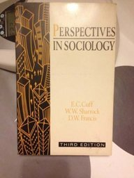 9780044456841: Perspectives in Sociology