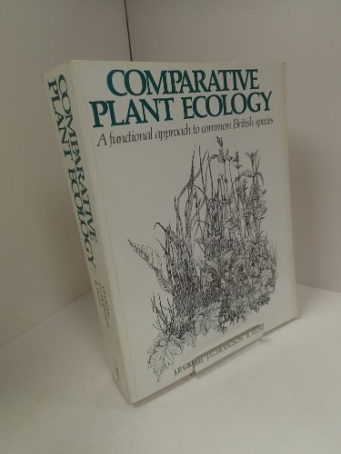 9780044456858: Comparative Plant Ecology: A Functional Approach to Common British Species