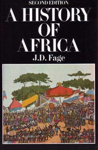 9780044457824: A History of Africa
