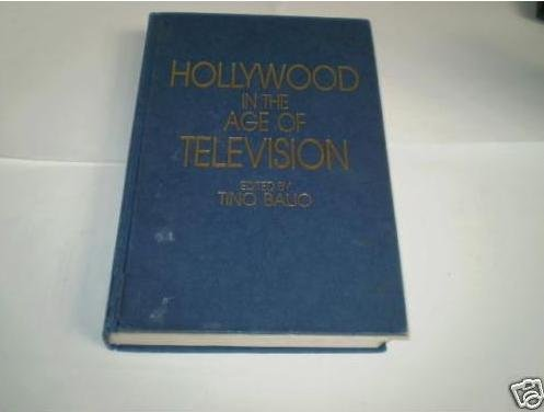 9780044458371: Hollywood in the Age of Television