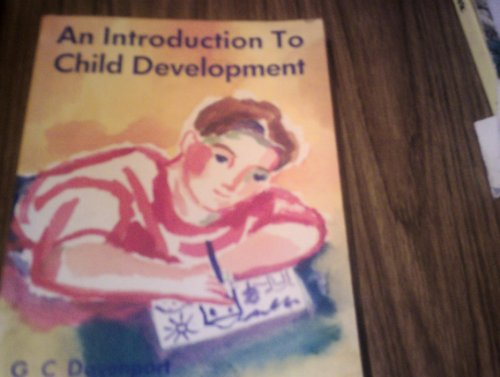 9780044480396: An Introduction to Child Development