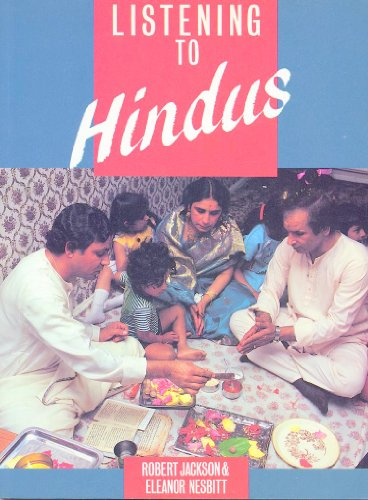 9780044481218: Listening to Hindus