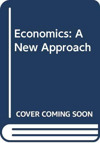 9780044481775: Economics: A New Approach