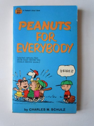 9780044901419: Peanuts for Everybody