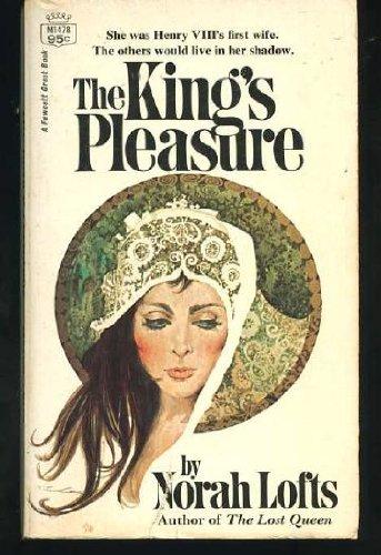 9780044901808: The King's Pleasure