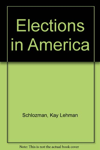 9780044970224: Elections in America
