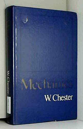 9780045100583: Mechanics