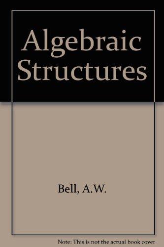 9780045120017: Algebraic Structures