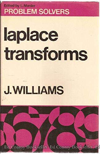 9780045120208: Laplace Transforms (Problem Solvers)