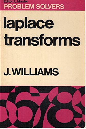 9780045120215: Laplace Transforms (Problem Solvers)