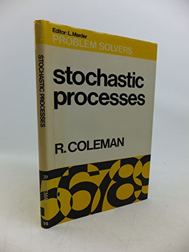 9780045190164: Stochastic Processes (Problem Solvers)