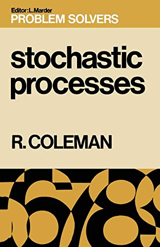 9780045190171: Stochastic Processes (Problem Solvers)