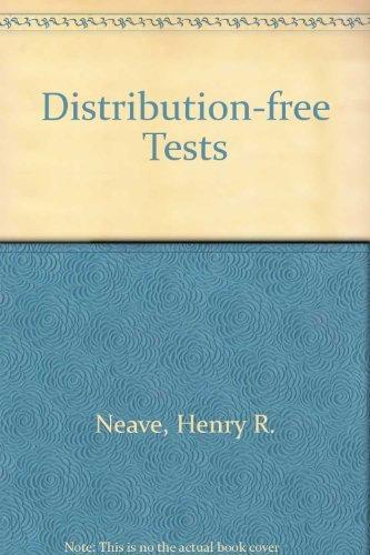 9780045190195: Distribution-free Tests