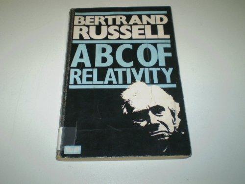 9780045210039: ABC of Relativity