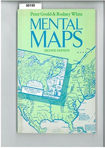 9780045260027: Mental Maps