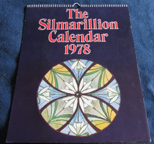 9780045290048: Silmarillion Calendar , The 1978