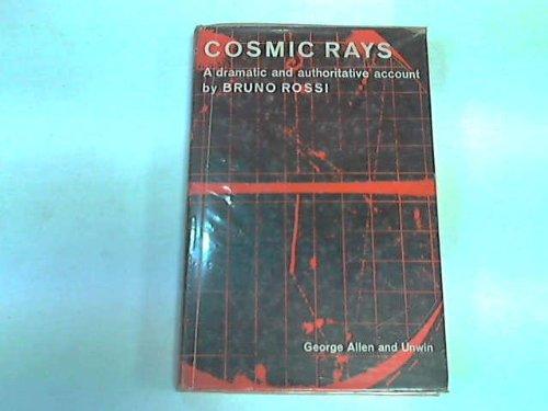 9780045370016: Cosmic Rays