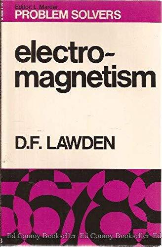 Electromagnetism: Lawden, Derek F.
