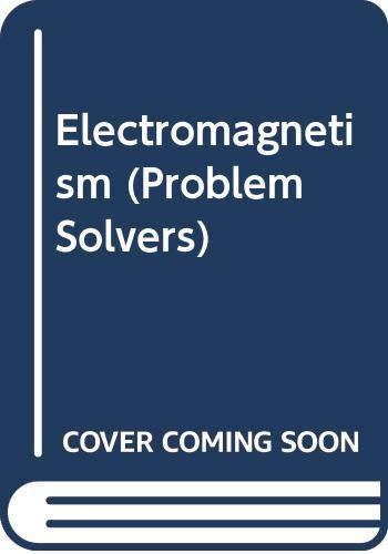 9780045380022: Electromagnetism (Problem Solvers)