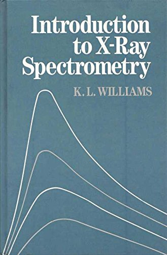 9780045440016: Introduction to X-Ray Spectrometry