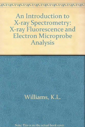 9780045440023: Introduction to X-Ray Spectrometry
