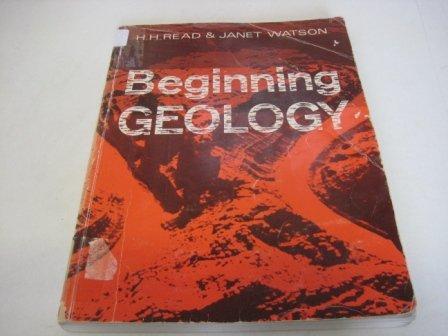 9780045500055: Beginning Geology