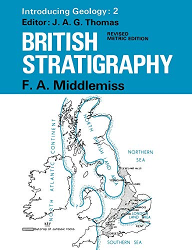 9780045500239: British Stratigraphy (Introducing Geology Series)