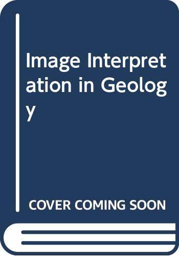 9780045500376: Image Interpretation in Geology