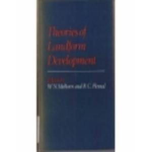 9780045510399: Theories of Landform Development (Binghamton Symposia in Geomorphology)