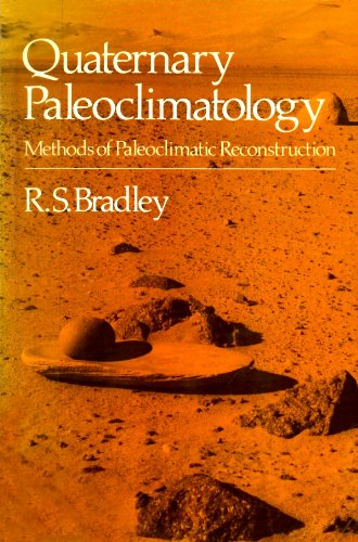 9780045510689: Quaternary Paleoclimatology: Methods of Paleoclimatic Reconstruction