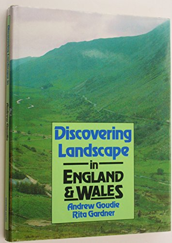 9780045510764: Discovering Landscape in England and Wales