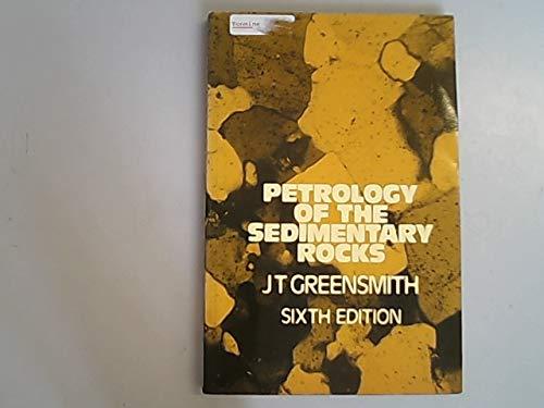 9780045520114: Textbook of Petrology: Petrology of the Sedimentary Rocks v. 2