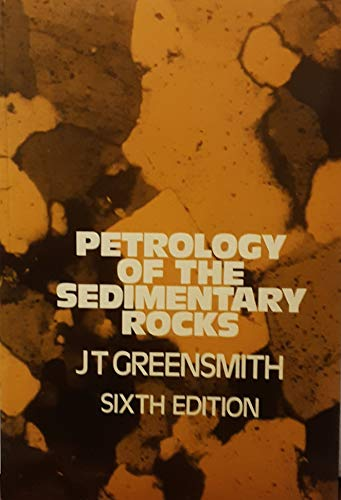 9780045520121: Textbook of Petrology: Petrology of the Sedimentary Rocks v. 2