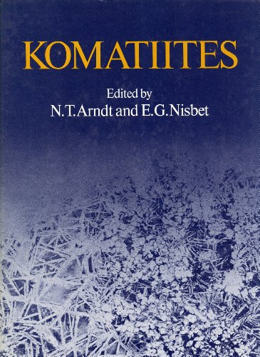 9780045520190: Komatiites