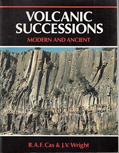 9780045520220: Volcanic Successions