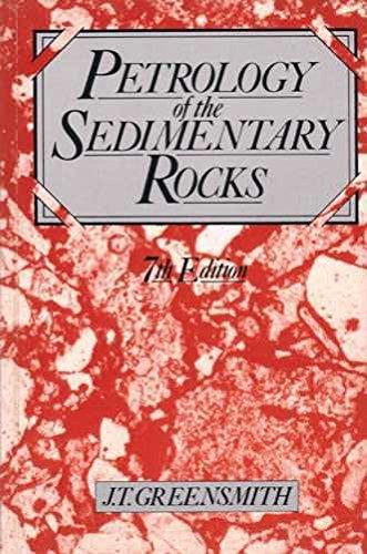 9780045520305: Petrology of the Sedimentary Rocks (v. 2)