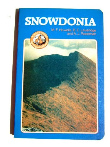 9780045540051: Snowdonia: A Geological Field Guide (Rocks and fossils)