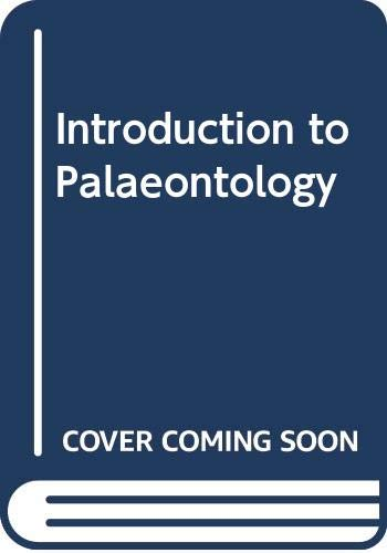 9780045600069: Introduction to Palaeontology
