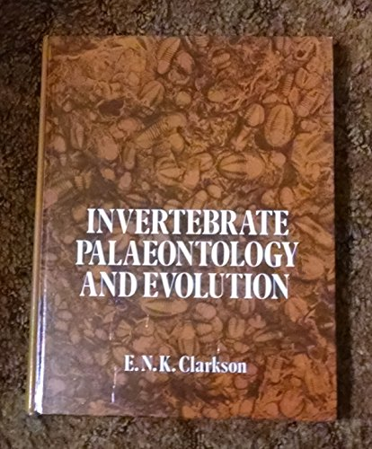9780045600076: Invertebrate Palaeontology and Evolution
